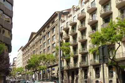 Commercial Space in Barcelona with tenant